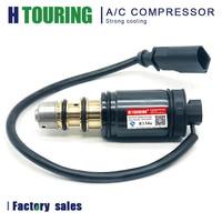 For DENSO 7SEU16C 7SEU17C 5seu12c 6seu12c 6seu14c 6seu16c compressor control valve for Audi Volkswagen Skoda Seat
