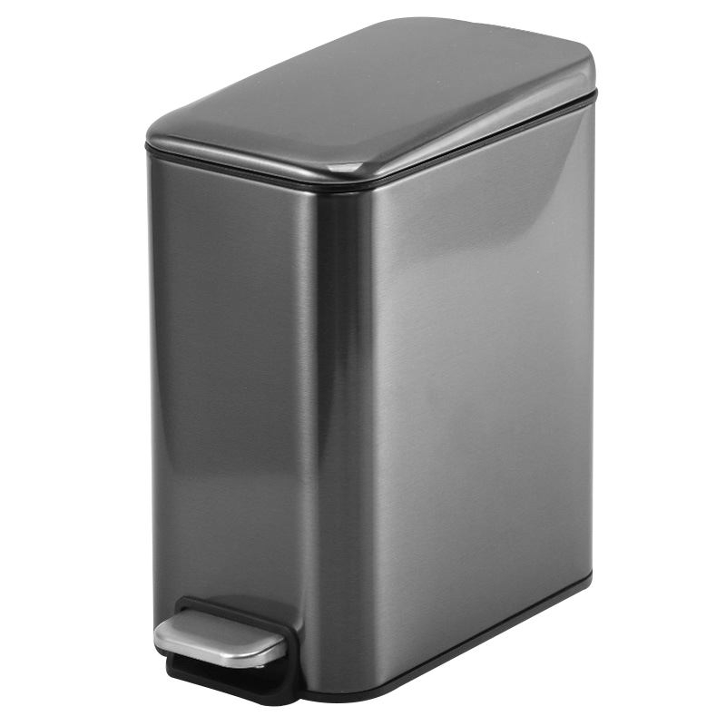Trash Can Step Foot Pedal Dustbin