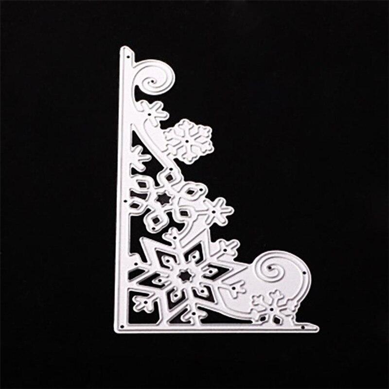 Metal cutting dies for scrapbooking frame flower Love heart christmas Stencil DIY embossing folders Album Paper Card Craft 2017