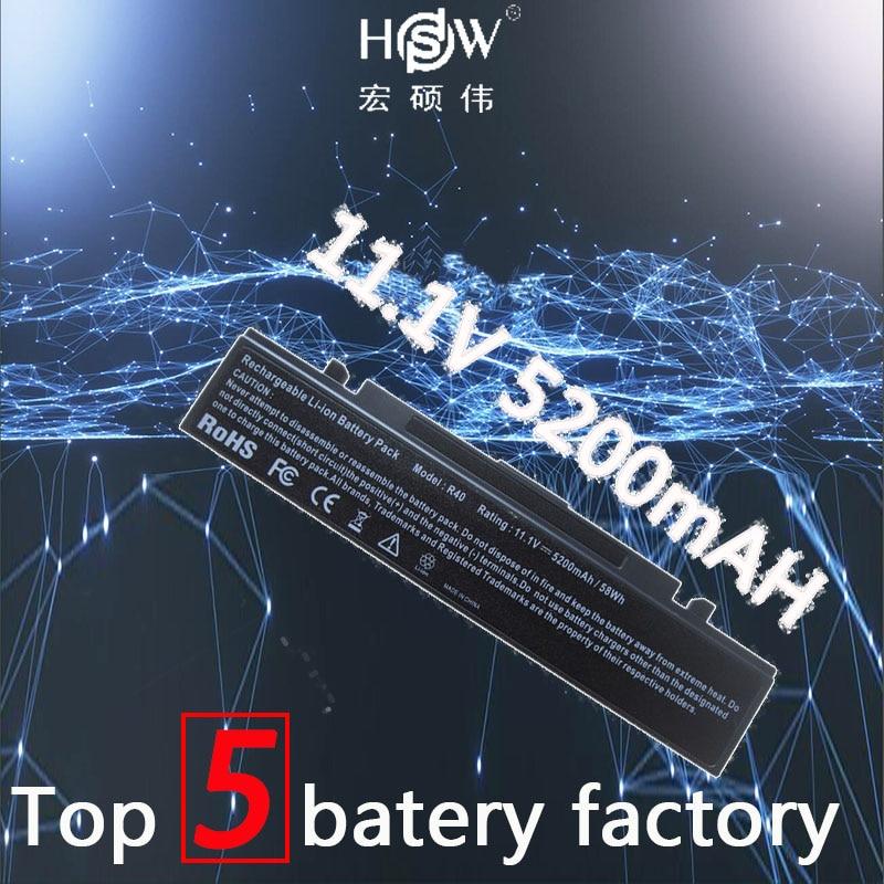 HSW Battery For Samsung AA-PB2NC3B AA-PB2NC6B/E AA-PB4NC6B/E AA-PB6NC6B AA-PB2NC6B AA-PB4NC6B R60 P210 P460 P50 P560 P6 Bateria