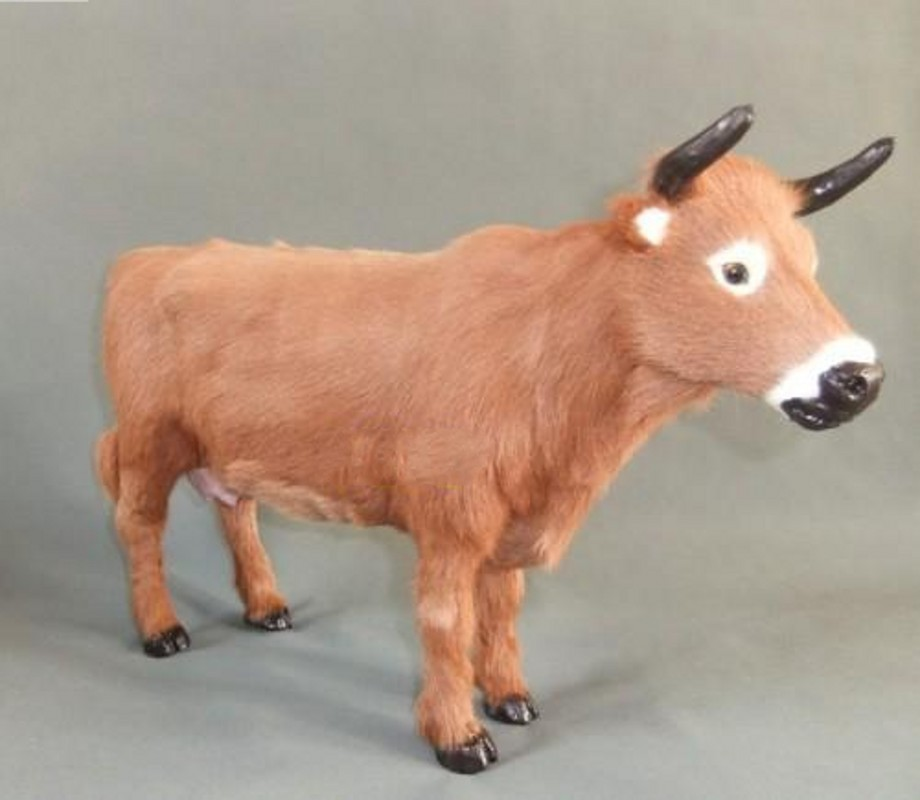 big new creative simulation cow toy lovely handicraft cow doll gift Furnishing articles about 46x29cm 行政法概论 21世纪高等继续教育精品教材 page 4