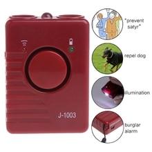 New Dog Repeller Stop Barking Anti Bark Ultrasonic LED Light Pet Training Device Drop ship