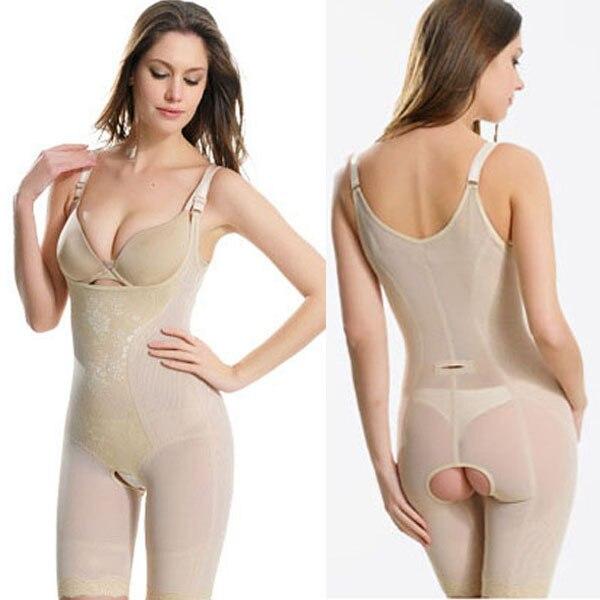 5dcbbda7efe3b Best Bodysuit Corset Black Women Shapewear Slimming Seamless Body Shapers  Underwear Bodyshaper Fit Lingerie 819 Sale CL0739 E-in Bodysuits from  Underwear ...