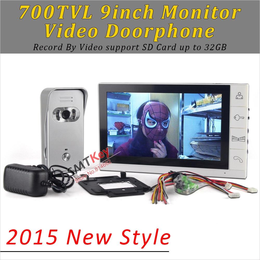 Видеодомофон 2015 700 9