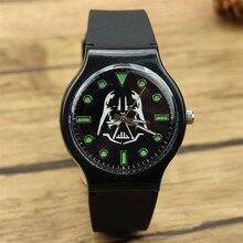 Fashion Star Wars Darth Vader Quartz wrist Watch For Boy Lady Girl Woman