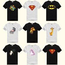 DMDM PIG Summer Children Clothing Boys T Shirt Cotton Short Sleeve T-shirt Infant Kids Boy Girls Tops Casual T-shirt 2-8Y Shirt все цены