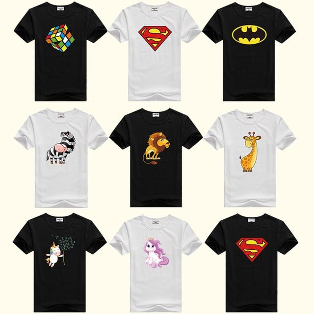 DMDM PIG Summer Children Clothing Boys T Shirt Cotton Short Sleeve T-shirt Infant Kids Boy Girls Tops Casual T-shirt 2-8Y Shirt