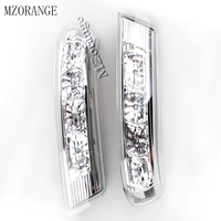 MZORANGE Rearview Mirror Light For HYUNDAI Santa Fe Santafe Veracruz IX55 2007 2012 LED Turn Signal Lamp Blink 87613 3J000 LH/RH