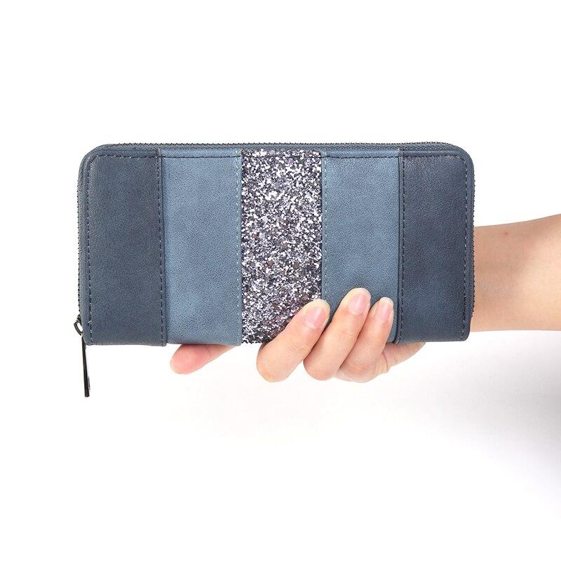 pu mulheres carteira e bolsa Tipo : Famous Brand Wallets