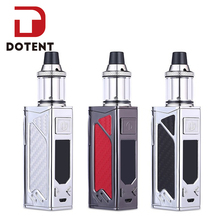 DOTENT 100W Electronic Cigarette Starter Kit 2200mAh Built-in Battery 3.5ml Tank 0.3ohm Atomizer 510 Thread Top Air Intake Vape ce iso sda32 cylinder compact magnet sda series bore 32mm stroke 45 100mm compact air cylinders dual action air pneumatic