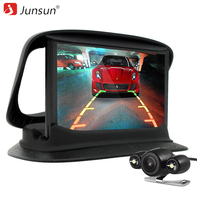 Junsun 7 inch Portable Car GPS Bluetooth Navigation System