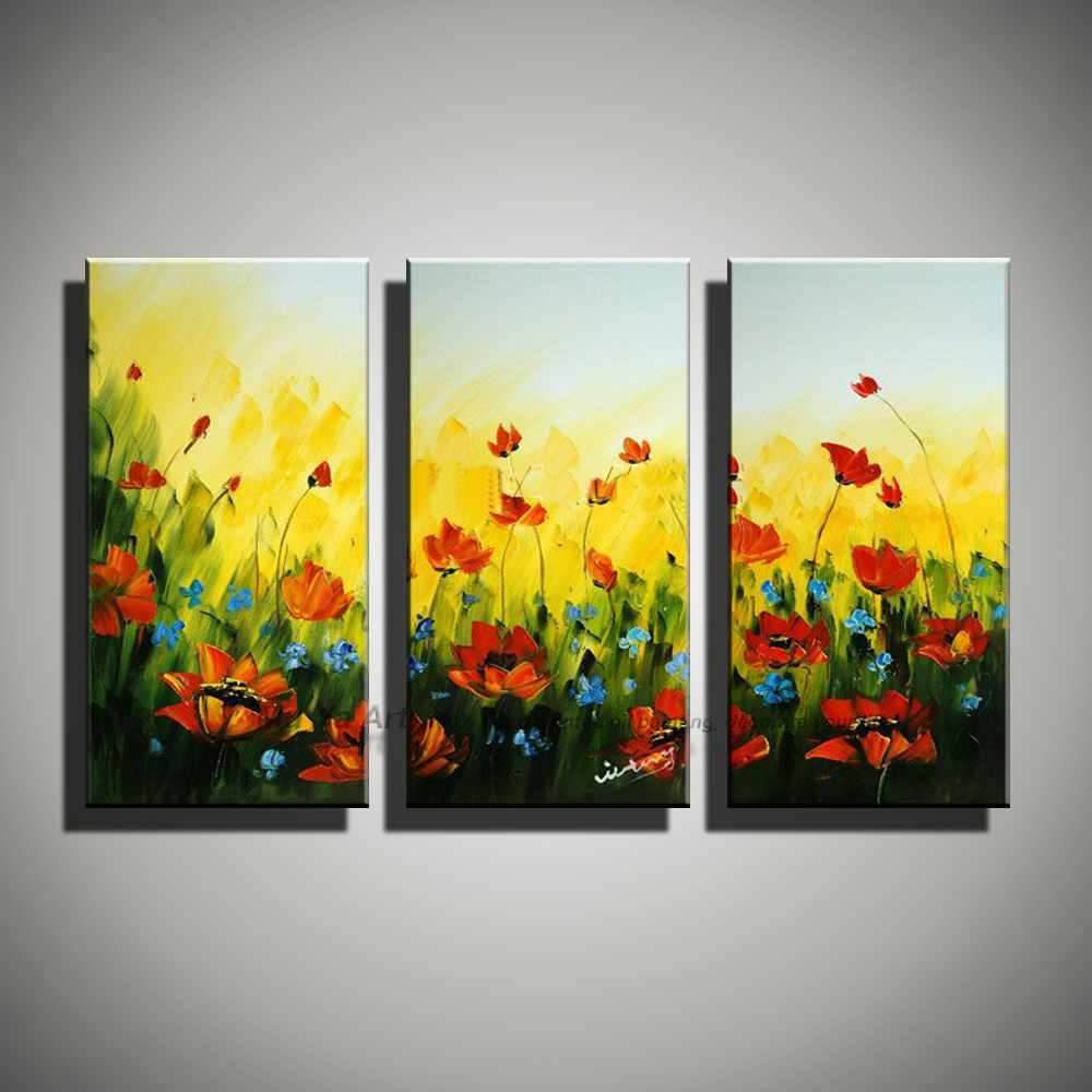 Modern 3 Pieces Wall Art Sets Inspiration - Wall Art Collections ...
