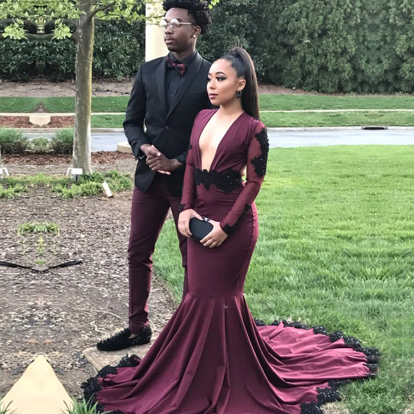 Popular Black Girl Prom Dress-Buy Cheap Black Girl Prom ...