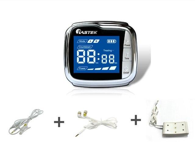 20 diody laserowe urządzenie do łagodzenia bólu aparat do pomiaru ciśnienia krwi zimny laser urządzenie do terapii dla szumu w uszach utrata słuchu ucho do ucha