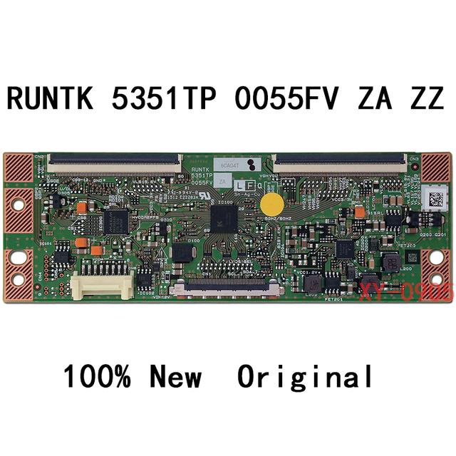 Original New t-con RUNTK 5351TP 0055FV RUNTK5351TP ZZ ZA Logic board good working