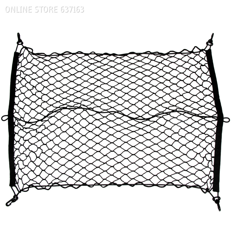 Rear Trunk Envelope Floor Style Cargo Net Fit For Opel Astra Ggtc