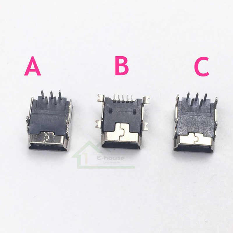40 قطعة USB صغير شحن ميناء المقبس موصل شاحن الطاقة جاك استبدال ل PS3 تحكم إصلاح جزء