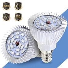 Plant Grow LED E27 Growlight LED Bulbs Seedling E14 Full Spectrum LED Plant Light 20W Indoor Fitolampy Hydroponics Lamp 5730 SMD