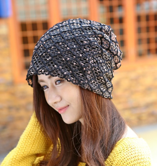 2015New Fashion High Quality Warm Wool Caps Knitted Beanies Hat Infinity Scarf Winter Skullies Cap For Woman and Men  цены