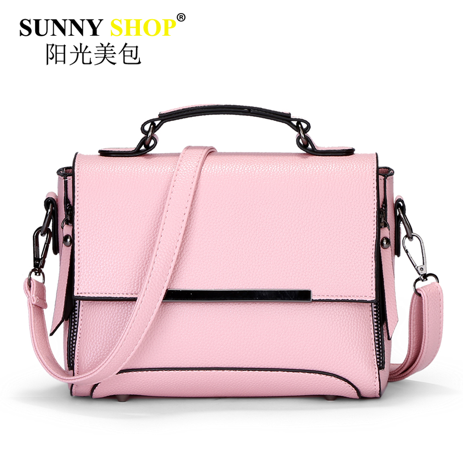 2017 new women flap bag pu handbags hot sale shoulder messenger bags tassel crossbody bags small clutch Preppy Style totes mb100 women shoulder bags leather handbags shell crossbody bag brand design small single messenger bolsa tote sweet fashion style