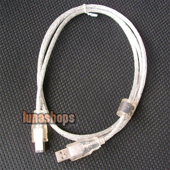 LN000583 USB to IEEE 1394 4 to 6 pin Firewire i-Link DV Cable PC