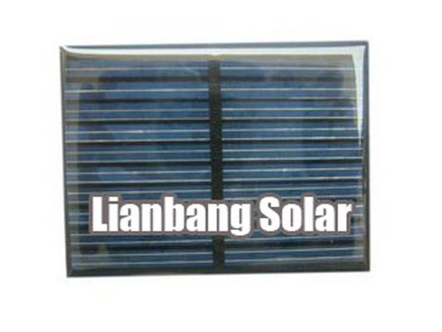 20pcs/lot Mini Polycrystalline Silicon Solar Panels. 60*80*3mm 5V 130mA 0.65W Solar Cell, China Cheap For Sale