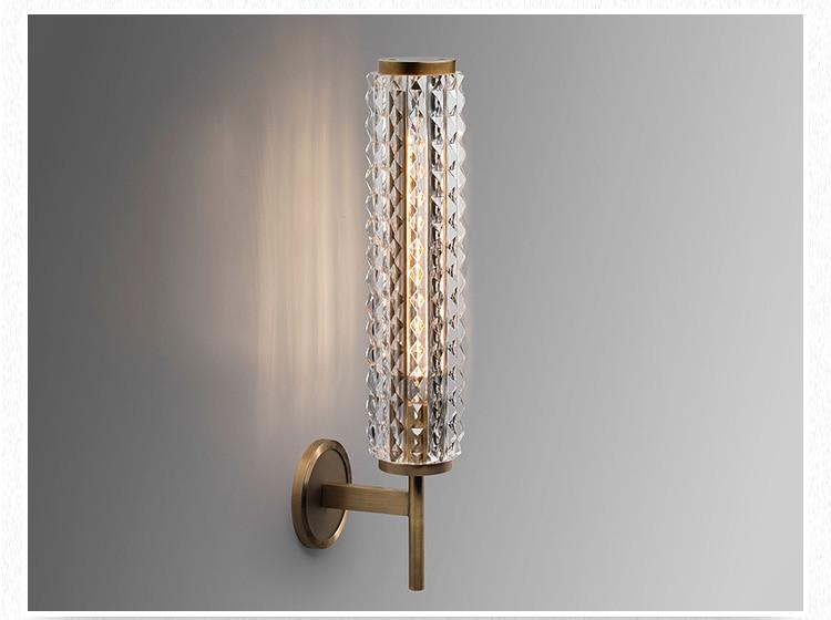 cristal sala estar espelho do banheiro farol villa luz parede