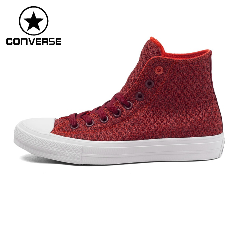 Original Converse Chuck Taylor Women's High top Skateboarding Shoes Canvas Sneakers цена