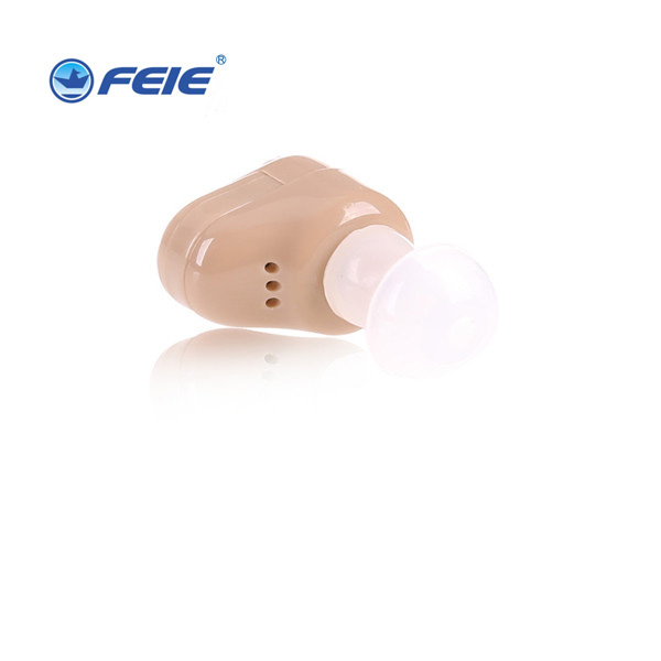 Feie high quality ear hearing devices hearing amplifiers analog invisible mini heairng aid S-900 Free Shipping