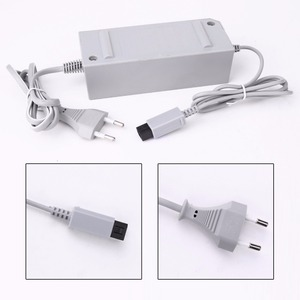 Image 1 - 50pcs lots US/EU  AC Adapter 100   240V 12V 3.7A Wall Power Charger Supply for Nintendo Wii Gamepad Controller