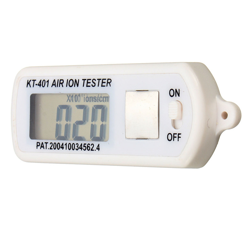 New Arrival Air Ion Tester Meter Counter -Ve Negative Ions With For Peak Maximum Hold  High Quality