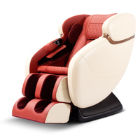 Zero gravity Massage Chair full body electric heating recline massage chair Intelligent shiatsu massage with bluetooth music