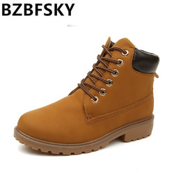 2017 boots Fashion Martin Boots Snow Boots Outdoor Casual cheap Timber boots Autumn Winter Lover shoes Botas Hombre