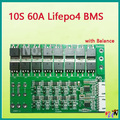 10S 60A lifepo4 36V BMS PCM 10s lifepo4 battery protection board bms pcm  with balancing for lifepo4 battery cell pack