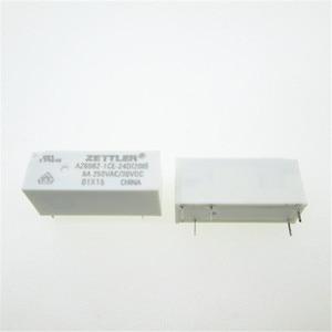 Image 2 - HOT NEW relay AZ6962 1CE 24D AZ6962 1CE 24D(200) AZ6962 AZ6962 1CE 24D 24VDC DC24V DIP5