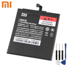 Xiao Mi Xiaomi BM35 Phone Battery For mi 4C Mi4c 3080mAh Original Replacement + Tool