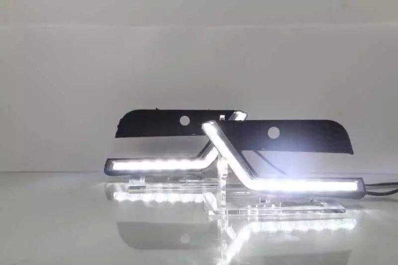 новое прибытие высокое качество Сид DRL дневного света для Грейт Уолл Ховер 6 Н6 купе с желтым функции поворота света