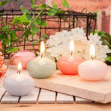Creative Scented candle Birthday Weddings Candles Flower Ball Love Flameless Candles Cake For Children Gifts Birthday Decoration(China)