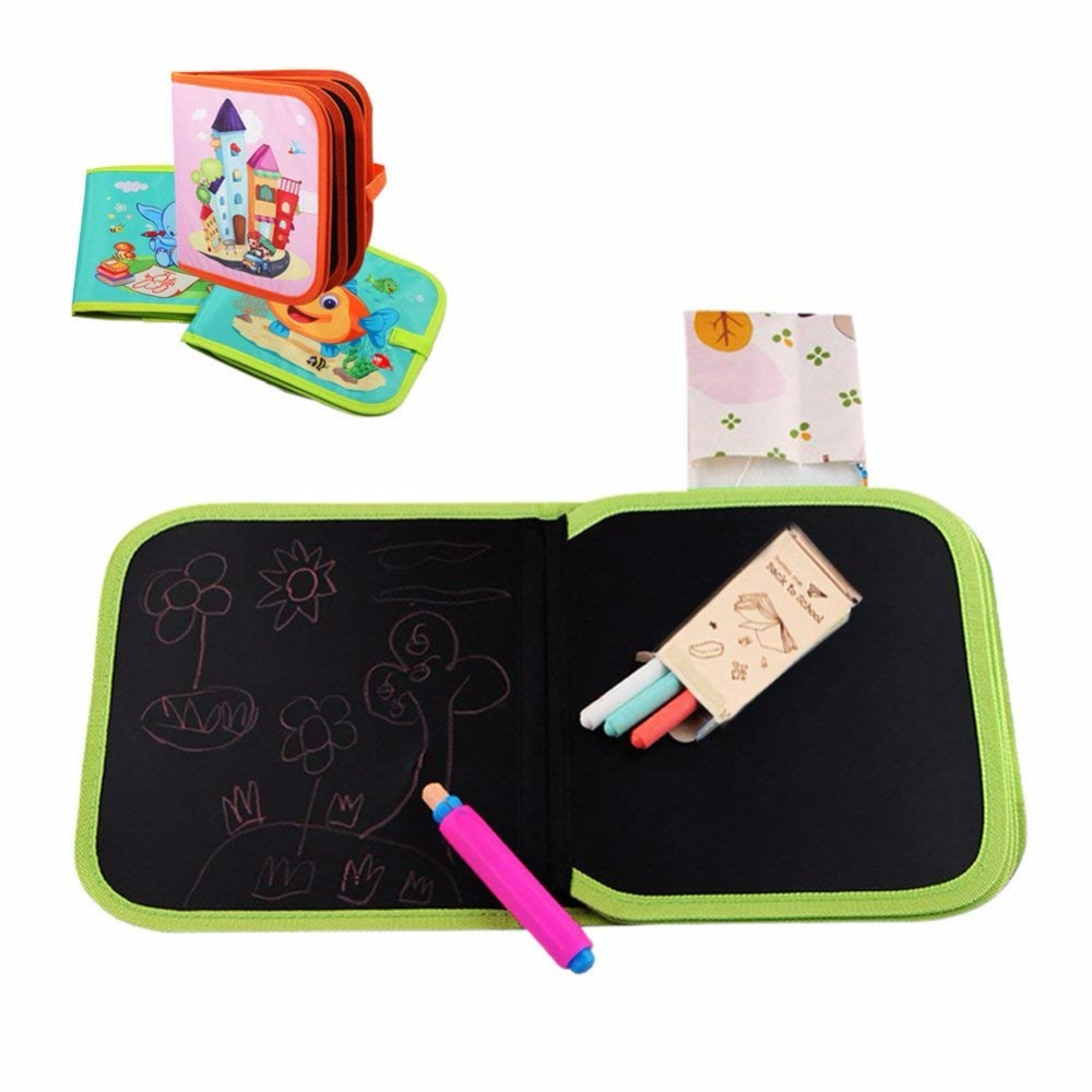 92221bdddc Baby Early Educational Learning Graffiti Drawing Board Infant toddler s  drawing books