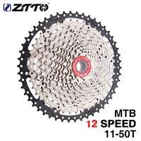 Ztto MTB кассета 12 Скоростей 11 50 т велосипедная обгонная муфта горный БКЕ звездочки 12 s широкого соотношения для SRAM Eagle XX1 X01 X1 GX запчасти