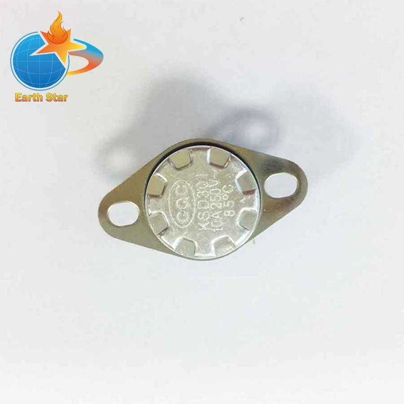 10pcs KSD301 Gas water Heater Thermostat controller, Pop Up thermostat valve 0-85 Degree CQC certified ricom вешалка для одежды ricom а2506 g e bfdqx