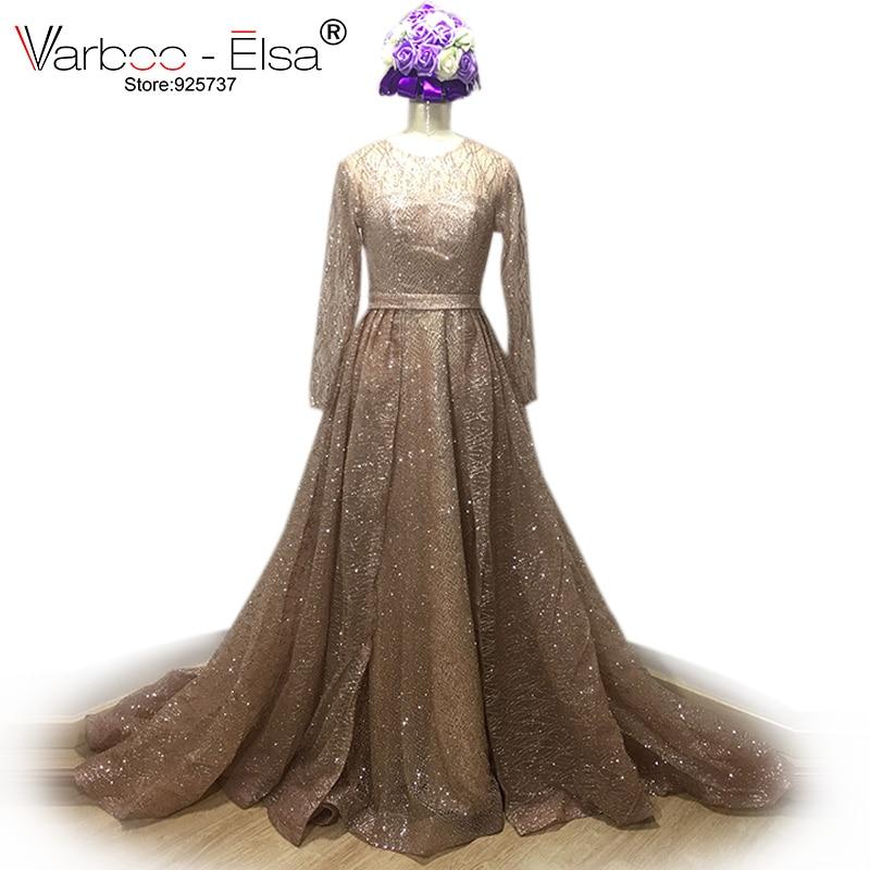 Aliexpress.com : Buy VARBOO_ELSA Sparking Amazing Evening Dresses ...