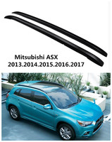For Mitsubishi ASX 2013.2014.2015.2016.2017 Roof Racks Auto Luggage Rack High Quality Brand New Aluminum Car Accessories