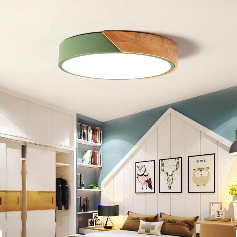 219 Macaroon ceiling led modern bedroom with polarizer Color luminaire lamps luminaire lampe deco corridor219 Macaroon ceiling led modern bedroom with polarizer Color luminaire lamps luminaire lampe deco corridor