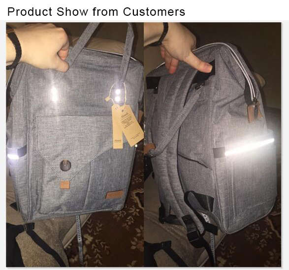 HTB1aftpXoCF3KVjSZJnq6znHFXae Alameda Fashion Mummy Maternity Bag Multi-function Diaper Bag Backpack Nappy Baby Bag with Stroller Straps for Baby Care