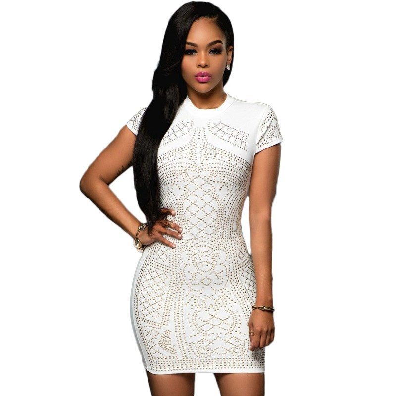 Online Get Cheap Short Tight White Dress -Aliexpress.com - Alibaba ...