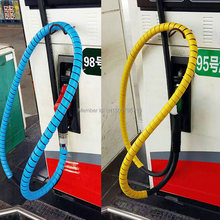 28 mm protective gas hose Add angry machine hose protection tube Wear protective decoration 2meters