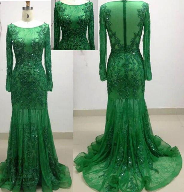 Illusion Emerald Lace