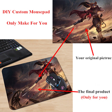 DIY Custom 30CM x 25CM mouse pad Standard Mousepad gaming gamer Anime keyboard mat for Notebook Boy gift