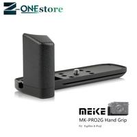 Meike MK PRO2G Quick Release L Plate Bracket Hand Grip for Fujifilm Fuji X Pro2 XPro2